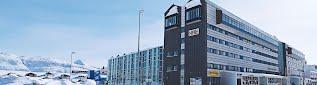 Nuuk - Hotel Hans Egede