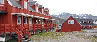 Nuuk - Hotel Nordbo